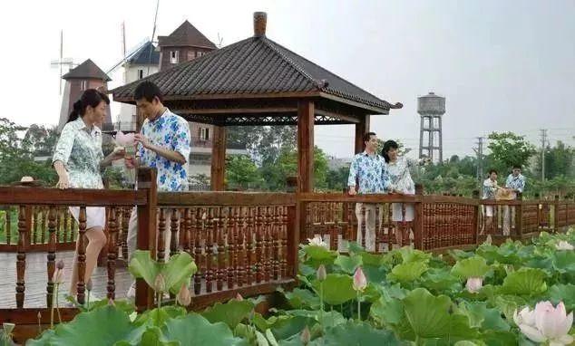 10 潮州绿太阳生态旅游区 潮州市绿太阳生态旅游度假区,是一个以突